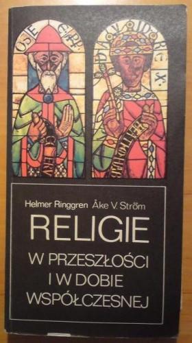 Okładka książki Religie w przeszłości i dobie współczesnej