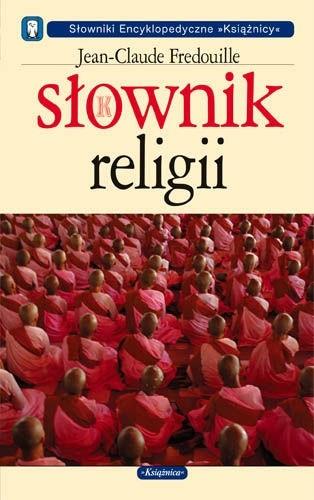 Okładka książki Słownik religii