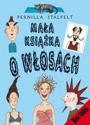 Okładka książki Mała książka o włosach