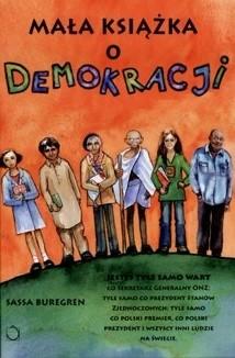 Okładka książki Mała książka o demokracji