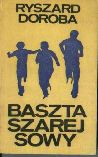 Okładka książki Baszta Szarej Sowy