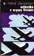 Okładka książki Ucieczka z wyspy Uznam