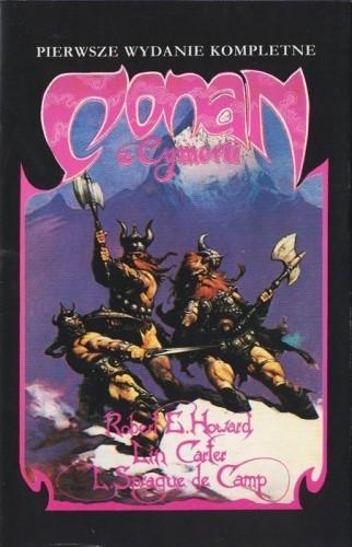 Okładka książki Conan z Cymerii