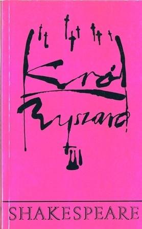 Okładka książki Król Ryszard III