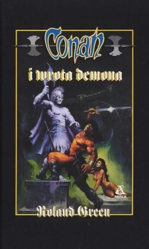 Okładka książki Conan i wrota demona
