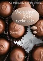 Okładka książki Wolałabym zjeść czekoladę