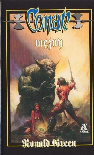 Okładka książki Conan mężny