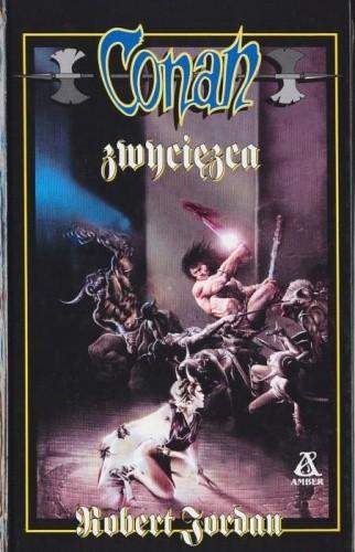 Okładka książki Conan zwycięzca