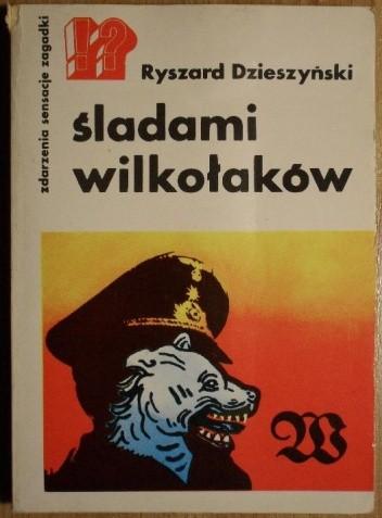 Okładka książki Śladami wilkołaków