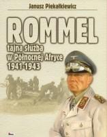 Okładka książki Rommel - tajna służba w Północnej Afryce 1941-1943