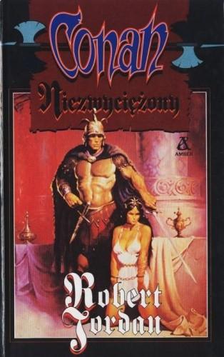 Okładka książki Conan niezwyciężony
