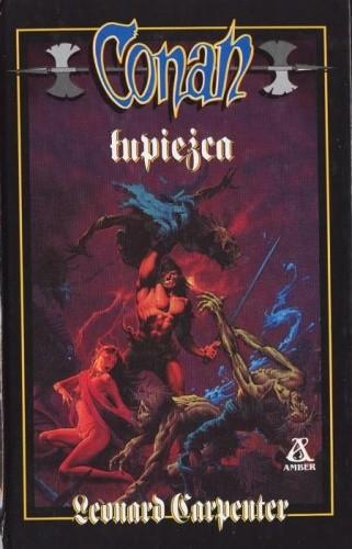 Okładka książki Conan łupieżca