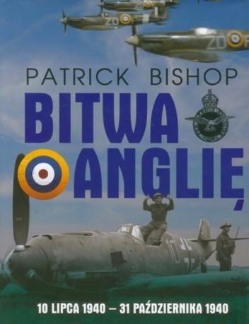 Okładka książki Bitwa o Anglię
