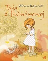 Okładka książki Taja z Jaśminowej