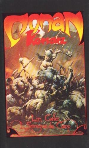 Okładka książki Conan korsarz