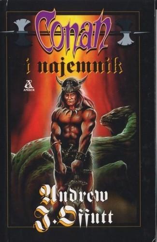 Okładka książki Conan i najemnik