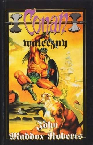 Okładka książki Conan waleczny