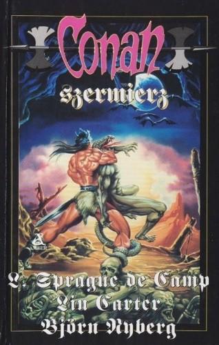 Okładka książki Conan szermierz