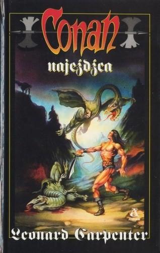 Okładka książki Conan najeźdźca