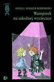 Okładka książki Wampirek na szkolnej wycieczce