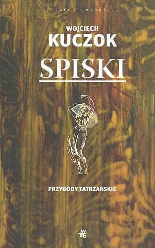 Okładka książki Spiski. Przygody tatrzańskie