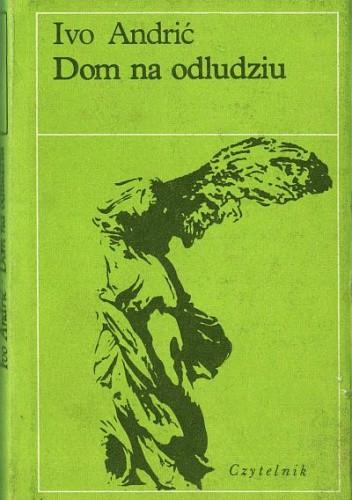 Okładka książki Dom na odludziu