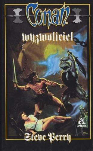Okładka książki Conan wyzwoliciel