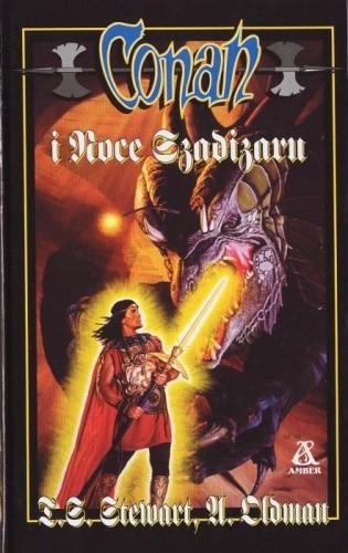 Okładka książki Conan i noce Szadizaru