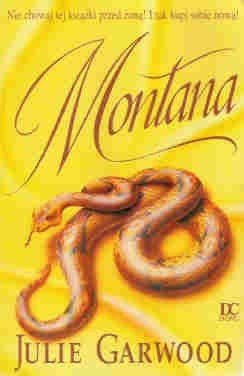 Okładka książki Montana