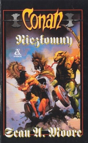 Okładka książki Conan niezłomny