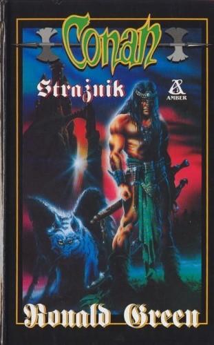 Okładka książki Conan strażnik