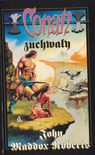Okładka książki Conan zuchwały