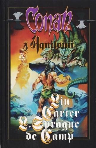 Okładka książki Conan z Aquilonii
