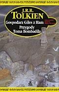 Okładka książki Gospodarz Giles z Ham. Przygody Toma Bombadila