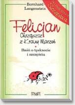 Okładka książki Felicjan - Chrząszcz z krainy marzeń