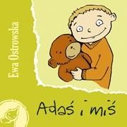 Okładka książki Adaś i miś
