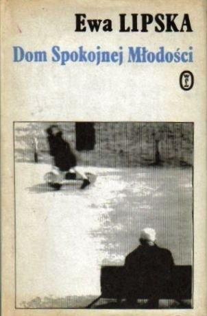 Okładka książki Dom Spokojnej Młodości