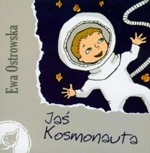 Okładka książki Jaś Kosmonauta