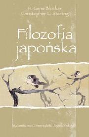 Okładka książki Filozofia japońska