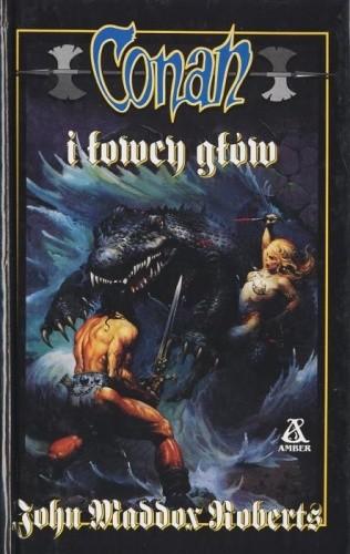 Okładka książki Conan i łowcy głów