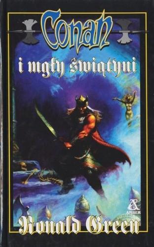 Okładka książki Conan i mgły świątyni