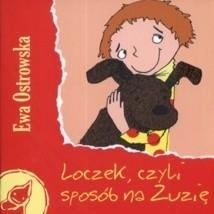 Okładka książki Loczek, czyli sposób na Zuzię