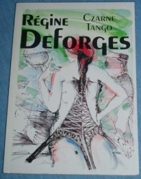 Okładka książki Czarne tango