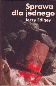 Okładka książki Sprawa dla jednego