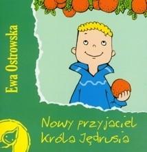 Okładka książki Nowy przyjaciel króla Jędrusia