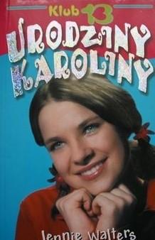 Okładka książki Urodziny Karoliny