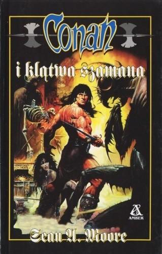 Okładka książki Conan i klątwa szamana