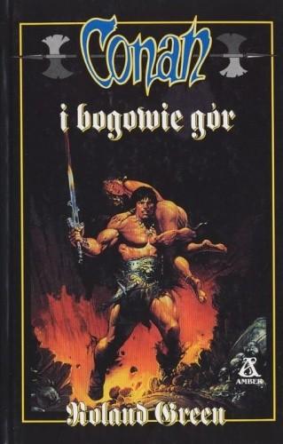 Okładka książki Conan i bogowie gór