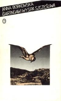 Okładka książki Gar'Ingawi wyspa szczęśliwa