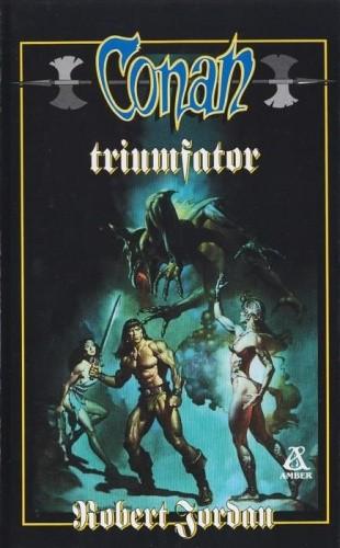 Okładka książki Conan triumfator